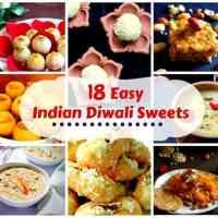 18 Easy Indian Diwali Sweets
