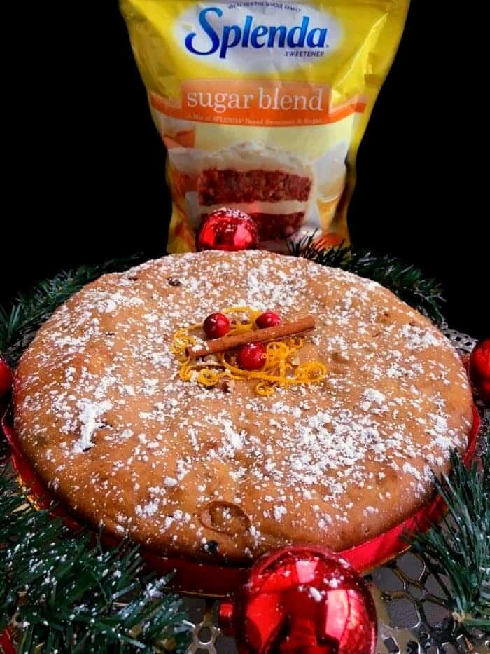 Spiced Dry Fruit Cake (Decadent Indian Fruitcake