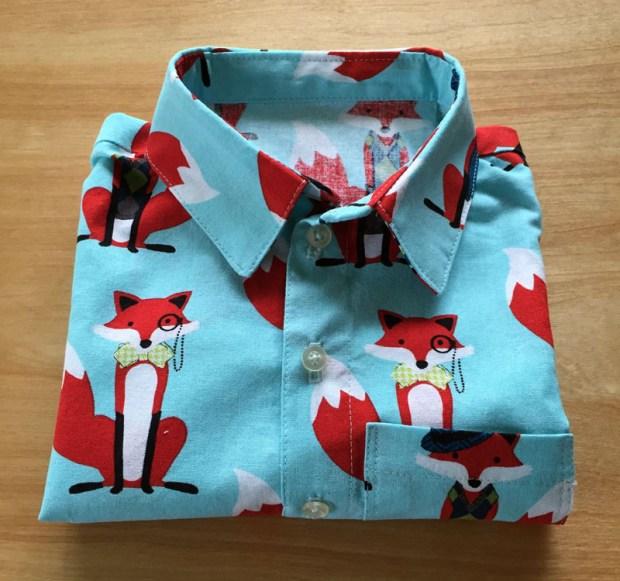 baby fox shirt