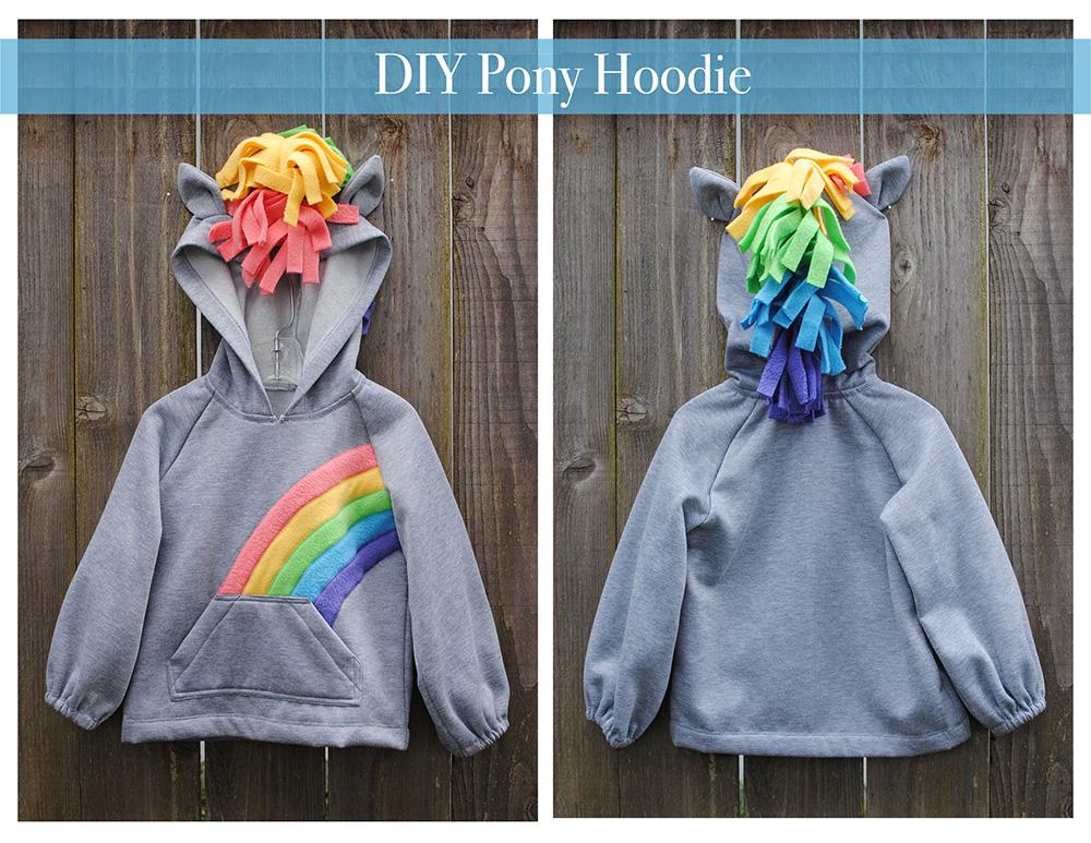Diy hoodie