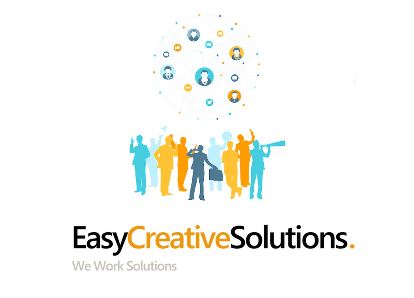 Easy Creative Solutions Logo
