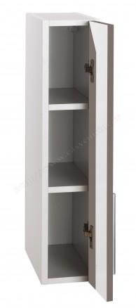 meuble haut cuisine 1 porte 15cm pas
