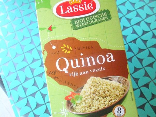 hoe maak je quinoa