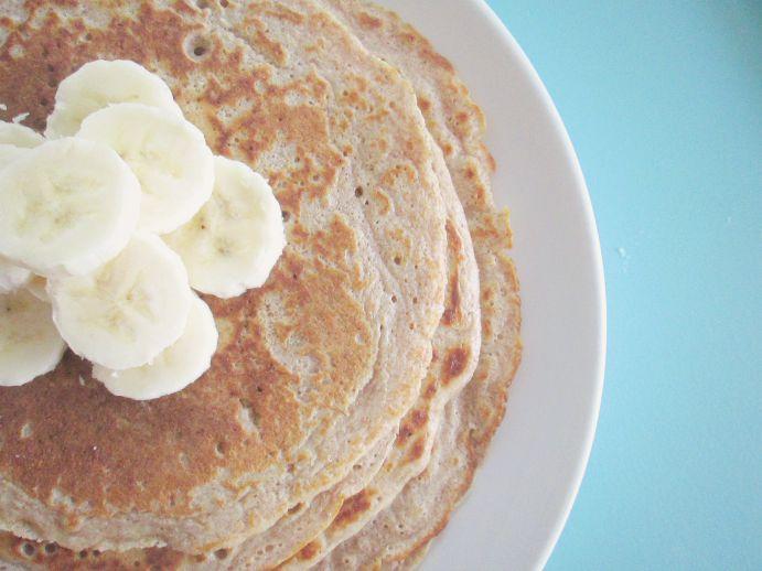 gezonde pannenkoeken maken