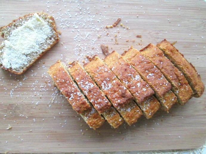 kokos vanille brood