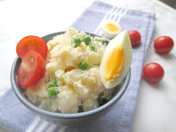 huzaren salade maken