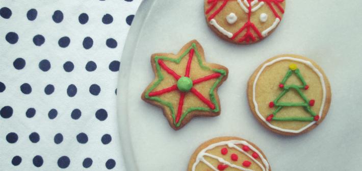 makkelijke kersthapjes