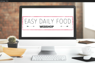 easy daily food webshop