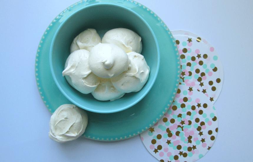 meringue schuimpjes maken