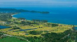 Khao Lak Golf Aussicht