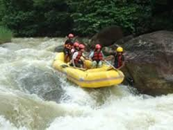 Wildwasser Rafting - Khao Lak