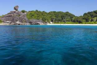 Similan Islands - Donald Duck Bay