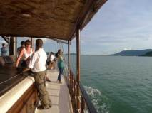 Khao lak Sunset Cruise on June Bahtra - Main deck