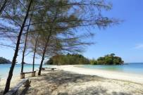 Koh Kam Tour Zwillings Inseln