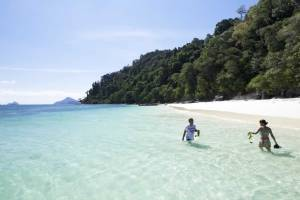 Paradise Koh Kam Tour Beaches