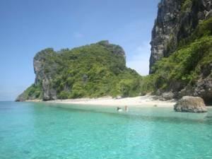 Ausflüge von Khao Lak nach Phi Phi Island in der Nebensaison