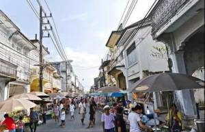 Takuapa Old Town, Phang Nga Province - Thailand (Image Credit to Jamie @ Jamies Phuket)