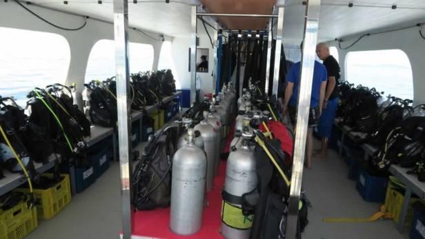 Diving Similan tour - Dive Deck