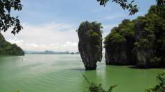 Khao Lak James Bond Island Ausflug