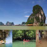 Khao Lak Phang Nga Bay Tours by Speedboat