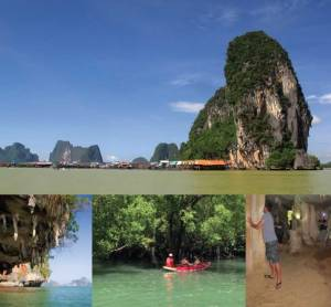 Khao Lak James Bond Island Ausflug