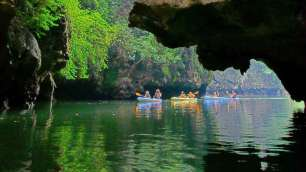 Hong Island Tour - Canoeing