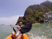 Phang Nga Bay Caves & Sea Canoe Tour-Tour-Khao Lak