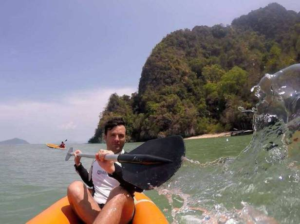 Phang Nga Bay Caves & Sea Canoe Tour-Tour-Khao Lak