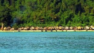 Surin Islands - Moken Village