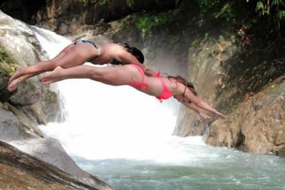 Waterfall in Kapong