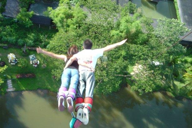 Phuket Tandem Bungy Jump