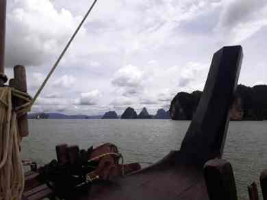 June Bahtra Phang Nga Bay Cruise