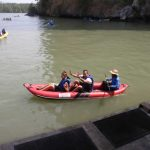 Phang Nga Sea Canoe at Tam Lot