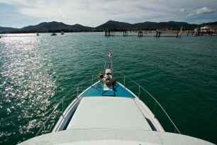 Phuket Fishing Boat - Sundeck