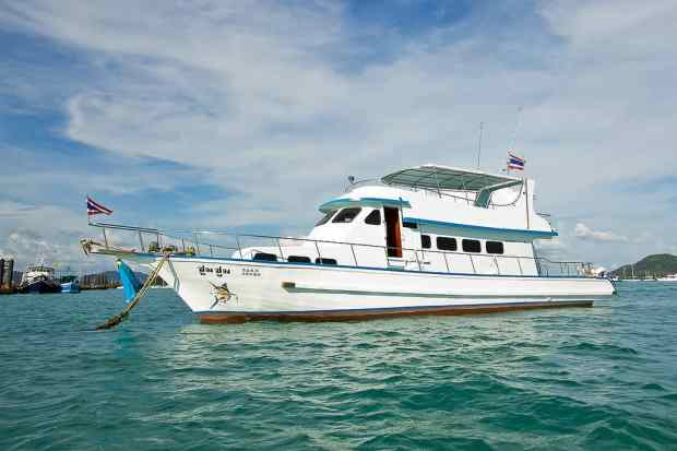 Phuket Fishing Tour & Phuket Game Fishing Charters