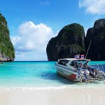Private Phuket Tours by Speed boats to Phi Phi Island