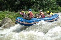 Phuket Rafting Tour Adventure
