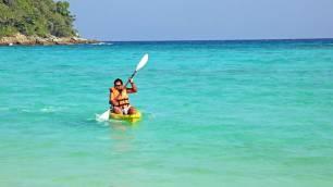 Racha Island Day Trip - Kayaking