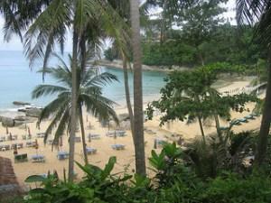 Laem Singh Beach paradise