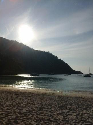 Afternoon in Racha Island