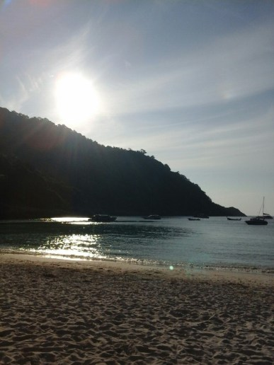 Afternoon in Racha Island