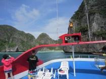 View at Maya Bay