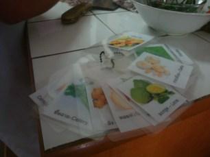 Ingredient Cards