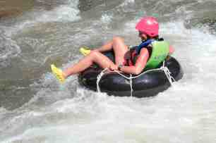 Kapong Safari Tour - Tubing Adventure