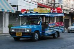 Phuket Town Bus