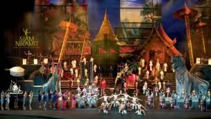 Siam Niramit Show Phuket - Lana