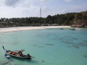 Phuket Island Hopping Tours - View over Bungalow Bay