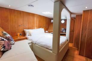 Private Phuket Island Cruises - Cabin