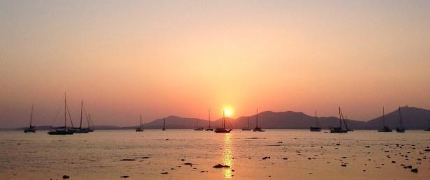 Phuket Sunset February 2014