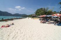 Spiaggia alle Isole Phi Phi